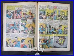 Superman #25 DC 1943 Golden Age Check out all of our Comic Books for SALE
