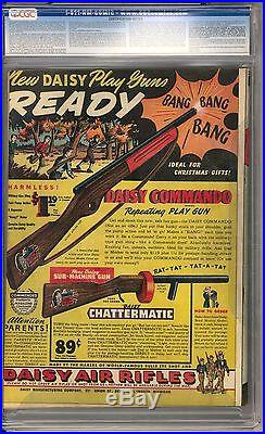 Superman #26 CGC 7.0 (C-OW) Classic Goebbels War Cover