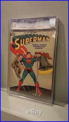 Superman #26 (Jan-Feb 1944, DC)