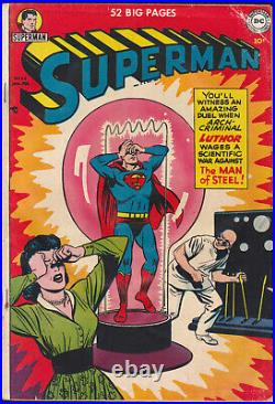 Superman # 68 (dc) Jan. Feb. 1951 Golden Age