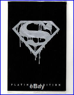 Superman #75 (1992, DC) NM Platinum Edition Variant Polybagged Death Doomsday