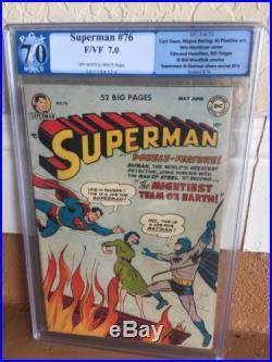Superman #76 (May-Jun 1952, DC)