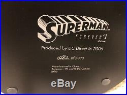 Superman Alex Ross Statue! (Full size) (Used)