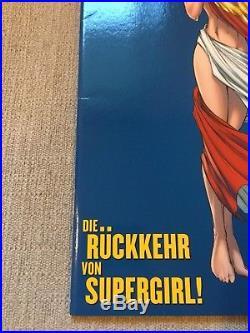 Superman Batman #4 (2004) Turner Variant German Edition Supergirl