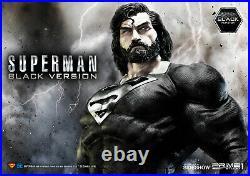 Superman (Black Version) Statue by Prime 1 Studio 13 Scale Museum Masterline