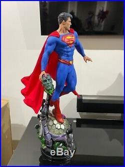 Superman Exclusive Sideshow Premium Format Figure Sold Out. See Description