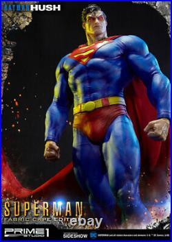 Superman Fabric Cape Edition Statue by Prime1 Studio (BRAND NEW IN BOX) 2 pieces