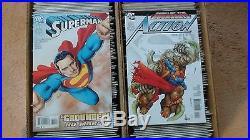 Superman Mega Lot 1-226 Action 584-904 Adventures 424-714 Man of Steel 1-134 set