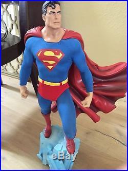 Superman Non Exclusive Premium Format Statue 1/4 Sideshow Collectibles