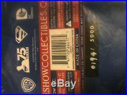 Superman Sideshow Premium Format Statue 1/4 scale NIB 0194/5000 Sealed NIB