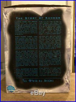 Superman Statue Bottle City Of Kandor Prop Replica DC Direct Comics