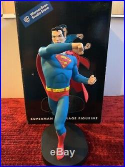 Superman Statue Silver Age Wb