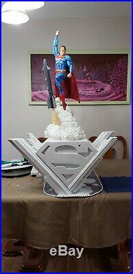 Superman Superman Fortress of Solitude Table BASE