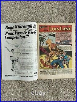 Superman's Girl Friend Lois Lane #70 Vol 1 Nov 1966 DC Comic US