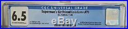 Superman's Girlfriend Lois Lane #70 (1966) CGC 6.5 1st SA Catwoman DC KEY