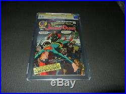 Superman's Pal Jimmy Olsen 134 CGC 8.0 signed N. Adams, 1st Darkseid (DC 1970)