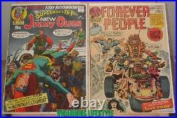 Superman's Pal Jimmy Olsen #134 Forever People #1 DC 1st Appearance of Darkseid