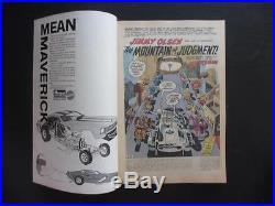 Superman's Pal Jimmy Olsen #134 -NEAR MINT 9.2 NM- DC 1970 1st App of Darkseid
