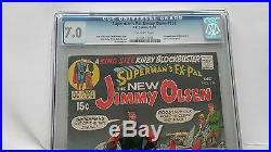 Superman's Pal Jimmy Olsen (1954) #134. CGC 7.0. DC