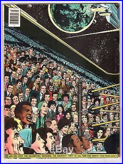 Superman vs. Muhammad Ali DC Treasury Edition #C-56 Neal Adams 1978 FN