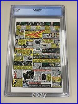 Teen Titans #1 CGC 7.5 1966 Key Silver Superman Batman + FREE DC Comics