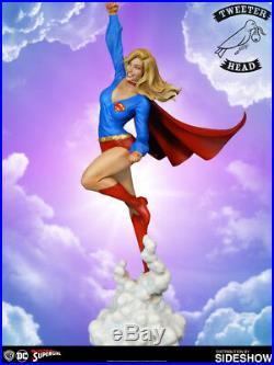 Tweeterhead DC Comics Super Powers Collection Supergirl Maquette Superman