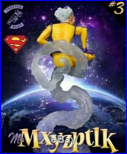 Tweeterhead Superman DC Comics MR MXYZPTLK Maquette Statue shipping now