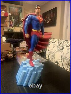Tweeterhead Superman Exclusive Statue Not Sideshow