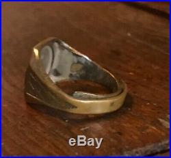 Ultra Rare Supermen Of America Prize Ring DC Premium Member Ring 1940