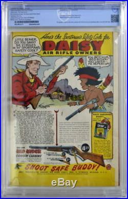 WORLD'S FINEST COMICS #30 CBCS 6.5 Superman Batman 1947 CGC