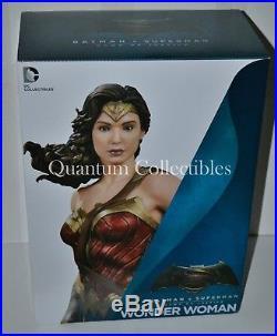 Wonder Woman (Batman vs Superman Dawn of Justice Movie) Statue DC Comics