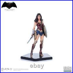 Wonder Woman Statue Figure Iron Studios 110 Limited Edition Batman V Superman