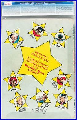 World's Best Comics #1 (1941, DC) VG- Superman, Batman, and Robin covers begin