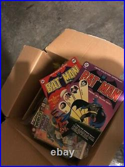 World's Finest D. C. Comics. Old but in Great condition